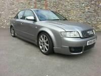 Audi A4 b6 turbo rs