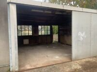 Large Garage for rent in Brislington