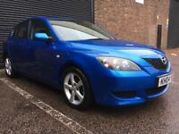 Mazda 3 1 former keeper manual 5 speed 5 doors Alloys AC