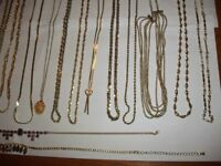 OVER 50 NICE PIECES OF JEWELLRY ONLY 50P EACH see pics,