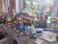 Kids toys! **BARGING**
