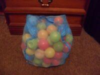 100 ball pool ball's