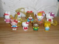 Hello Kitty's Friends Customised Christmas Tree Decorations