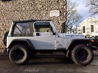 2005 Jeep Wrangler TJ (LPG)