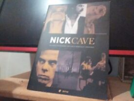 Nick Cave Promo book/catalogue and all 16 studio albums. Offers?