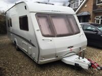 Swift Challenger 490L 2005 includes all extras necessary for a great holiday
