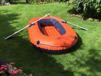 2 Person Inflatable Dinghy