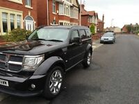 Dodge Nitro for sale, Manual 2.8 diesel, Fantastic example.