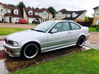 BMW 320 Coupe M-Sport 2003 Immaculate