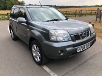 2006 Nissan X trail 2.2 DCI Columbia 4x4 tow bar 6 speed turbo diesel