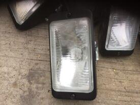 Spot lights. 12v.