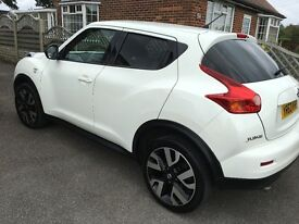 Nissan Juke NTec - immaculate condition. Full dealer service history. Low mileage.