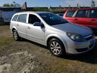 Vauxhall Astra 1.6 Club 5dr Estate.. 05 Plate