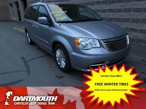 2015 Chrysler Town & Country PREMIUM/DVD ENTERTAINMENT/LOADED
