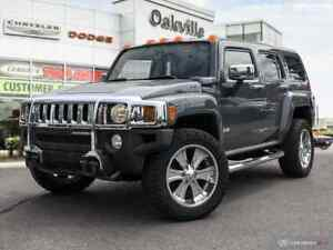 2009 Hummer H3 SUV | 5 SPEED MANUAL | SUNROOF | 4X4 | AS IS |
