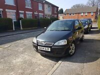 2004 vauxhall corsa 1.0 only 72k mileag 1 owner