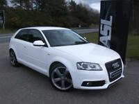 AUDI A3 2.0 TDI Black Edition [Start Stop] (white) 2011