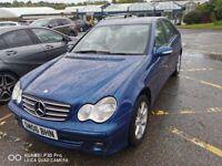 Mercedes-Benz, C CLASS, Saloon, 2006, Semi-Auto, 1796 (cc), 4 doors