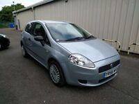 Fiat Grande Punto 1.2 // Full MOT // insurance group 4