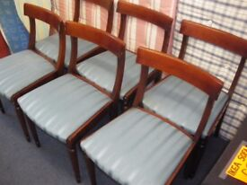 6 TRADITIONAL CHAIRS - NEW LOWER PRICE (WAS £55)