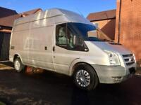 2008 Ford Transit 2.4 140PS RWD LWB High Roof
