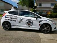 Driving Lessons in cardiff also 1 WEEK + INTENSIVE DRIVING COURSES