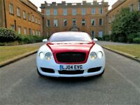 BENTLEY CONTINENTAL GT 4WD, 6.0L W12, 680BHP, TWIN TURBO,ONLY 45K, FSH,STUNNING REMAPPED,680 BHP FSH