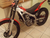 montesa cota 4rt 280cc 4stroke 2016 model.fully road legal.