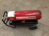 Sealey Space Heater