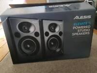 Alesis elevate 5 mk2 speakers