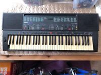 Yamaha Musical Keyboard Piano with metal stand