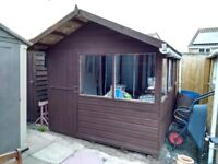 Garden Shed 8ft x 8ft