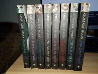 true blood books charlaine harris x8