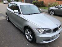 BMW, 1 SERIES, Hatchback, 2010, Manual, 1995 (cc), FSH