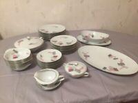 Royal Ceramics Japan china dinner service