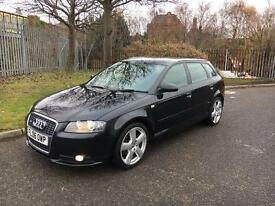 2006 Audi A3 2.0 TDI DSG S-LINE SPORTBACK ✅TOP GERMAN WHIP 2 KEYS CAM BELT DONE✅