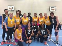 Social netball players wanted in Balham!