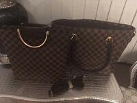Beautiful set of two bags new