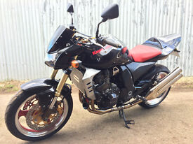 2003 Kawasaki Z1000 A1H Very low mileage - excellent condition