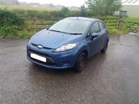 Ford Fiesta 2009 1.4 TDCi Style Plus 5Door £20 Road Tax Per Year