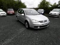 Volkswagen Golf 2007, 1.9, FSH+LOW MILEAGE+2 KEYS