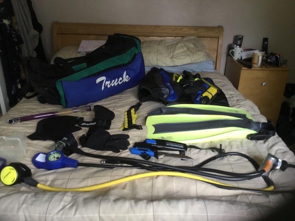 Diving Kit