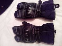 RST Motorcycle Gloves - V Paw size small