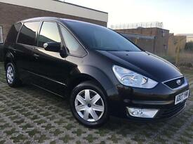 2007 FORD GALAXY 2.0 DIESEL AUTOMATIC, FULL FORD SERVICE HISTORY, 7 SEATER.