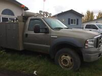 2005 Ford Mechanic Service Truck
