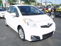 2009 Toyota Yaris/AUTO/AIR RS