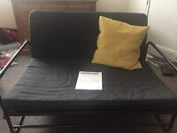 Grey Ikea sofa bed. Excellent condition. Nearly new