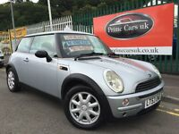 2003 53 MINI Hatch 1.6 One 3dr Petrol Low Miles