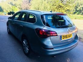Vauxhall Astra 2.0 CDTi 16v SE (s/s) 5dr