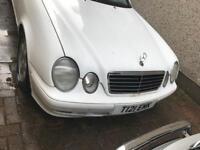 Mercedes CLK 230 Kompressor